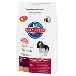 Hill's Science Plan Canine Advanced Fitness Lamb with Rice - Ekonomipack: 2 x 12 kg