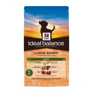Ideal Balance Canine Adult Large Breed with Fresh Chicken & Brown Rice