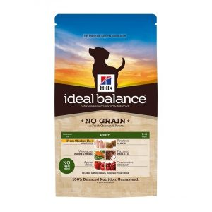 Ideal Balance Canine Adult No Grain with Fresh Chicken & Potato 2 kg