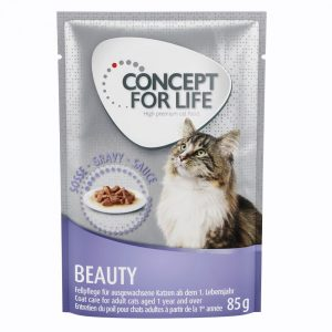 Concept for Life Beauty - i sås - 12 x 85 g