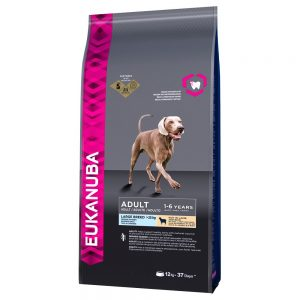 Eukanuba Adult Large Breed Lamb & Rice - Ekonomipack: 2 x 12 kg