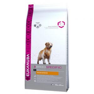 Eukanuba Golden Retriever Adult - Breed Specific - 12 kg