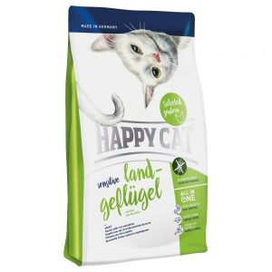 Happy Cat Sensitive Countryside Poultry - 1,4 kg