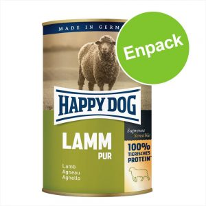 Happy Dog pure 1 x 400 g - Lamm