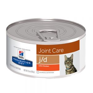 Hill's Prescription Diet j/d Joint Care Chicken - 1 x 156 g
