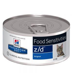 Hill's Prescription Diet z/d Food Sensitivities Original - 12 x 156 g
