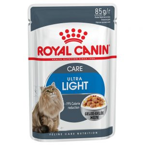 Royal Canin Ultra Light i gelé - 24 x 85 g