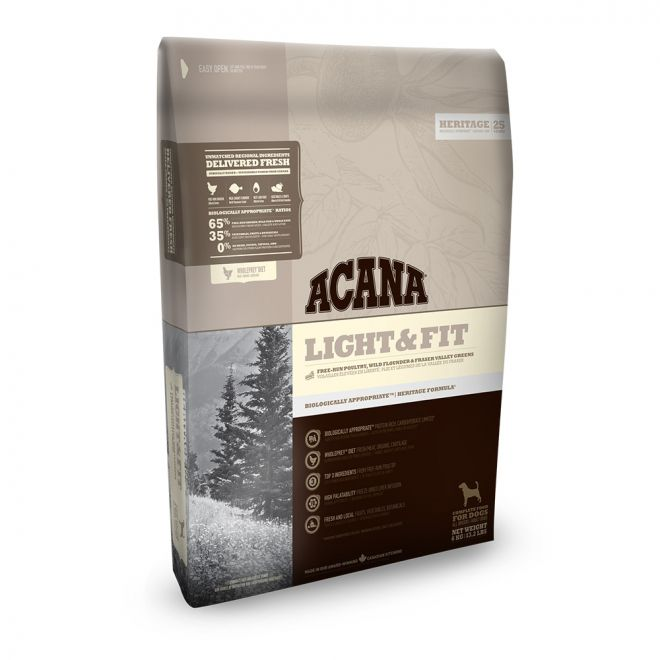 Acana Dog Light & Fit (11.4 kg)