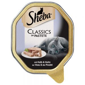 Sheba 22 x 85 g portionsform - Sauce Lover Lax