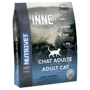 Nutrivet Inne Cat Adult Fish - 1,5 kg