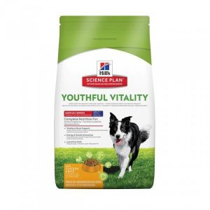Science Plan Youthful Vitality Canine Adult Medium Chicken 2,5 kg