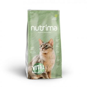 Nutrima Cat Vital Sterilised (10 kg)