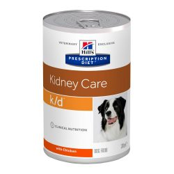 Hill's Prescription Diet k/d Kidney Care Original hundmat - 12 x 370 g