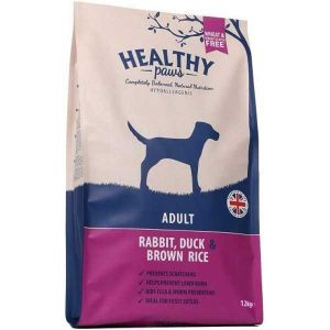 Healthy Paws Rabbit and Duck Adult 2 kg
