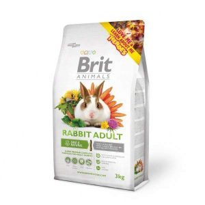 Brit Animals Kanin Adult 1,5 kg