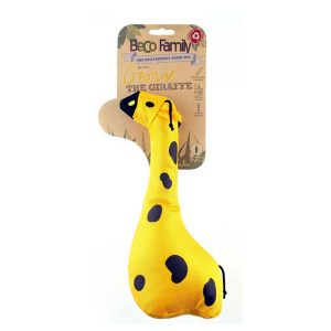 Beco Eco Hundleksak George The Giraffe
