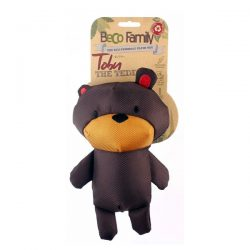 Beco Eco Hundleksak Toby The Teddy
