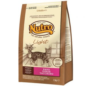 Nutro Natural Choice Light - Ekonomipack: 3 x 1,5 kg