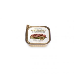 Brit Gourmet Venison Small Breed One Meat (150 gram)