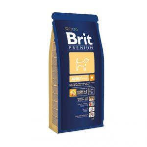 Brit Premium Adult Medium (3 kg)