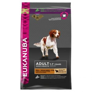 Eukanuba Adult Lamb & Rice Small & Medium Breed (12 kg)