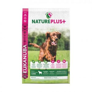 Eukanuba NaturePlus+ Puppy Lamb (2.3 kg)