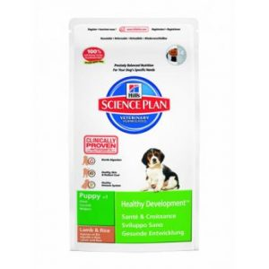 Hill´s Science Plan Puppy Lamb & Rice (3 kg)