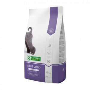 Nature's Protection Dog Adult with Lamb (4 kg)
