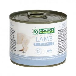 Nature's Protection Puppy Lamb (400 gram)