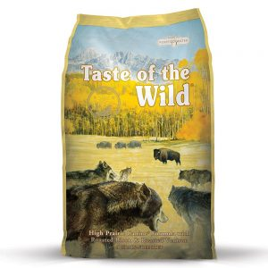 Taste of the Wild High Prairie Canine - 2 kg