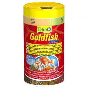 Tetra Goldfish Menu - 250 ml