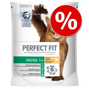 15 % rabatt på Perfect Fit kattfoder! - Sensitive 1+ Kalkon 1,4 kg