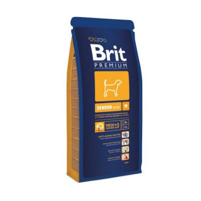 Brit Premium Senior Medium (15 kg)