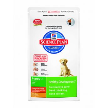Hill´s Science Plan Puppy Large Breed (16 kg)