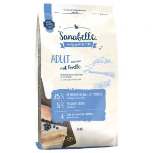 Sanabelle Adult with Trout - Ekonomipack: 2 x 10 kg