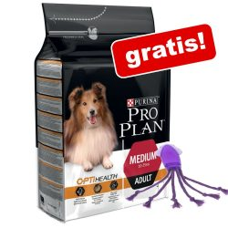 12 / 14 kg Pro Plan hundmat + rolig vattenleksak på köpet! - Medium Adult Sensitive Digestion OPTIDIGEST 14 kg