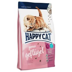 Happy Cat Supreme Junior Poultry - 4 kg