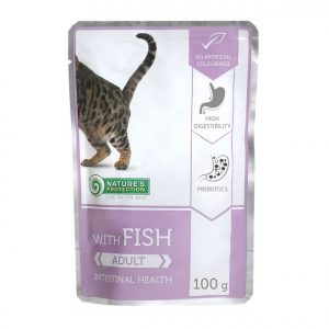 Nature's Protection Intestinal Health fisk