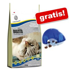 10 kg Bozita Feline +Trixie Cat Activity på köpet! - Sensitive Diet & Stomach