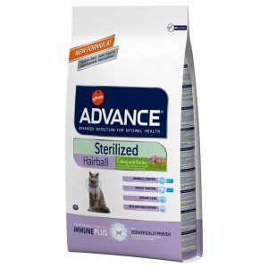 Advance Sterilized Hairball - Ekonomipack: 2 x 10 kg