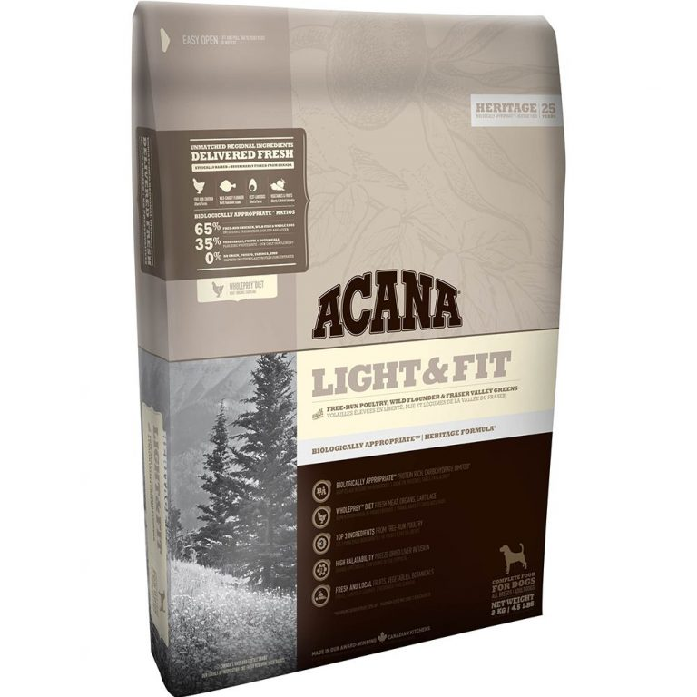 Acana Light & Fit - 2 kg