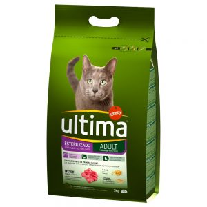 Ultima Sterilized Beef - 3 kg