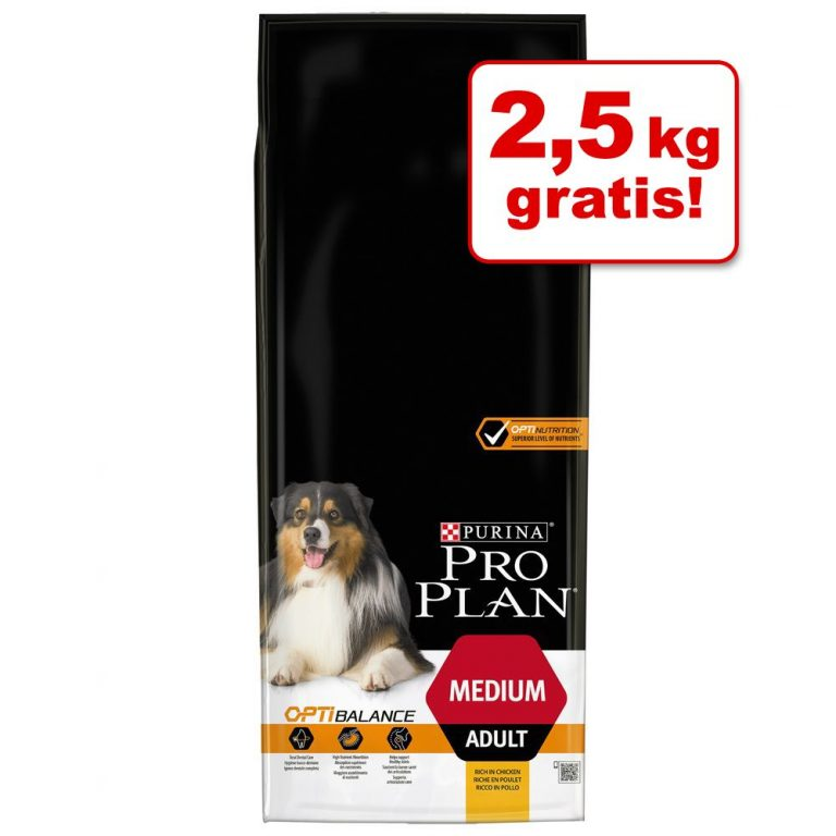 12 / 14 kg Pro Plan hundmat + 2 / 2,5 kg på köpet! - Large Adult Athletic Lamb & Rice OPTIDIGEST 14 + 2,5 kg (16,5 kg)