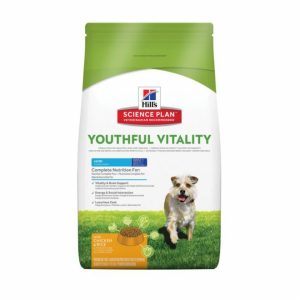 Hills Science Plan Canine Youthful Vitality Mini 2,5kg