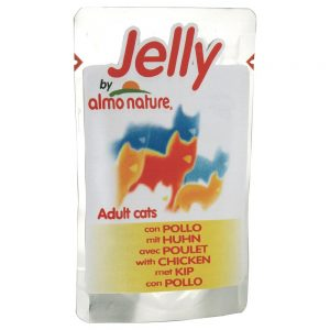 Almo Nature Jelly Pouch 6 x 70 g - Kyckling