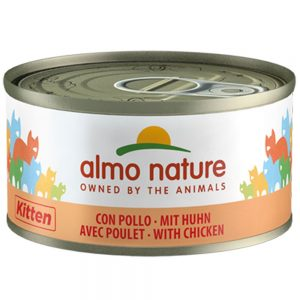 Almo Nature Legend Kitten - 6 x 70 g