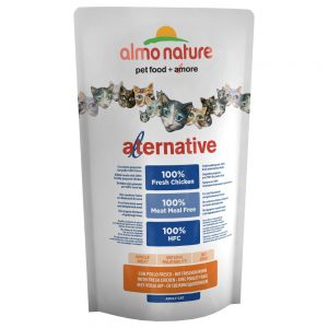 Almo Nature HFC Alternative Cat - Fresh Chicken - Ekonomipack: 3 x 750 g