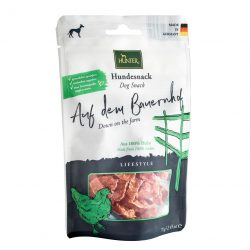 HUNTER Lifestyle hundgodis 70 g - Made with Love - Kyckling, blåbär & tranbär