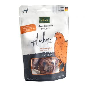 HUNTER Nature hundgodis 75 g - Kyckling