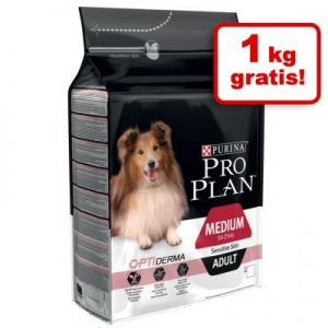 11/13 kg + 1 kg på köpet! 12/14 kg Pro Plan hundmat - Medium & Large Adult 7+ OPTIAGE (14 kg)